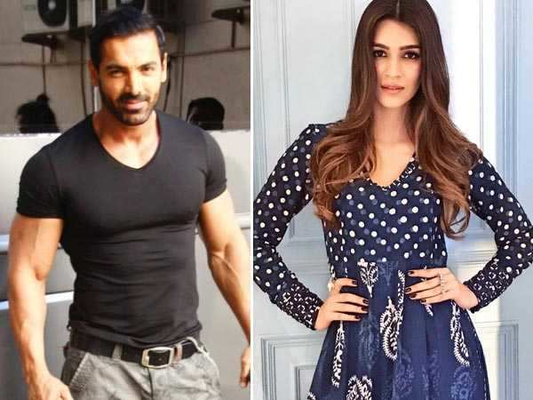 Kriti Sanon to star in John Abraham's next?