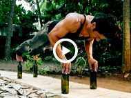 OMG! Vidyut Jammwal shows off some kickass stunts as he preps for Junglee