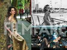 Photos: Kangana Ranaut takes London by storm in her latest Filmfare cover shoot