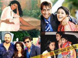 Birthday Special: Kajol's journey down the years