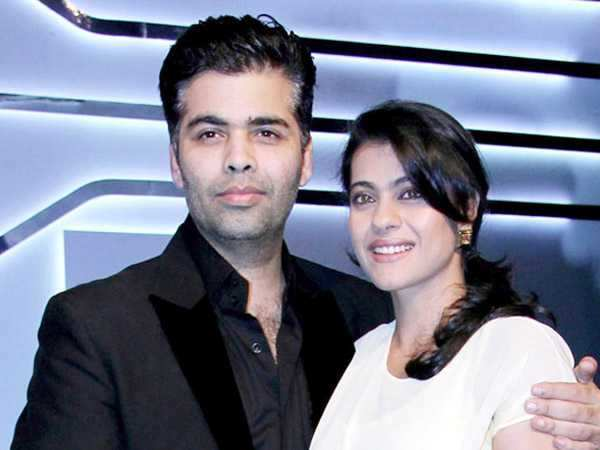 Image result for karan johar kajol