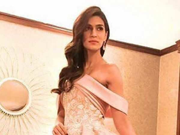 Kriti Sanon doesn't like when focus shifts from her work to her personal life