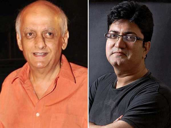 Mukesh Bhatt hopes new Censor chief Prasoon Joshi will be reasonable towards filmmakers' demands