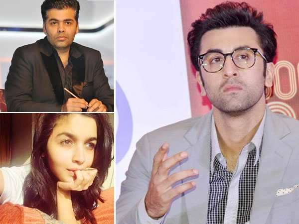Karan Johar says the title of the Ranbir Kapoor-Alia Bhatt film will be decided within a month