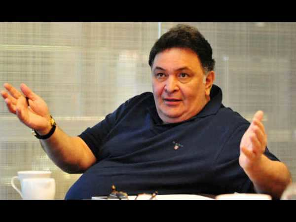 WHAT! FIR filed against Rishi Kapoor for posting indecent stuff on Twitter?