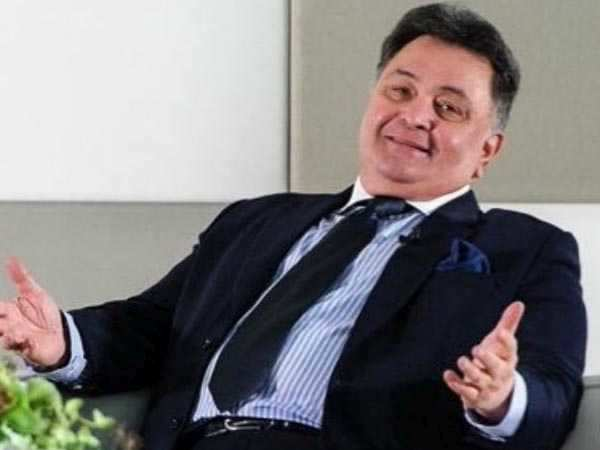 Here is what Rishi Kapoor has to say on the FIR filed on him