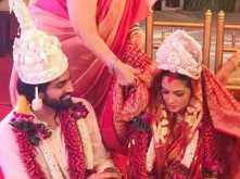 Riya Sen ties knot with her boyfriend in a private ceremony