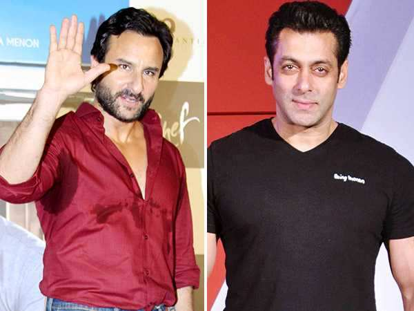 Saif Ali Khan is cool with Salman Khan playing the lead in Race 3