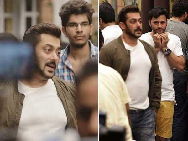 Salman Khan finally shoots for Big Boss 11