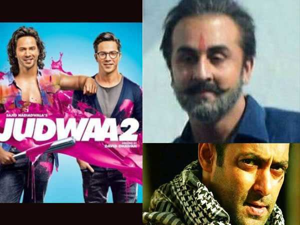 Judwaa 2 Movie Trailer Released : Varun Dhawan Double Dhamaka