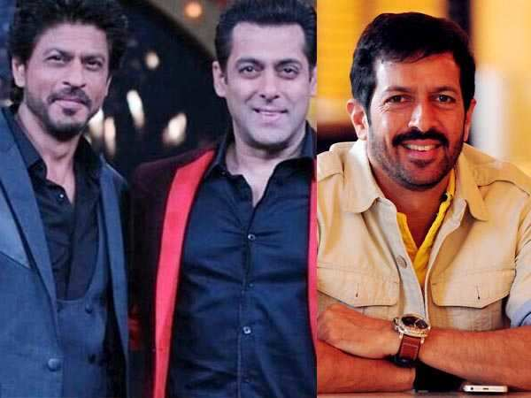 Kabir Khan says that Salman Khan and Shah Rukh Khan do not look at each other's box-office numbers