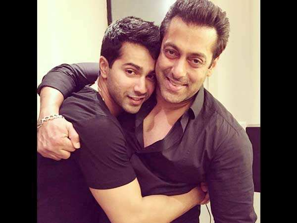 Here's why Salman Khan is impressed with Varun Dhawan