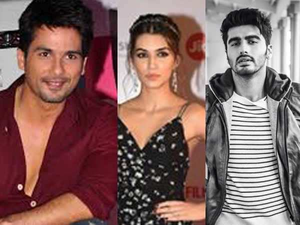 Arjun Kapoor to star opposite Kriti Sanon in Farzi