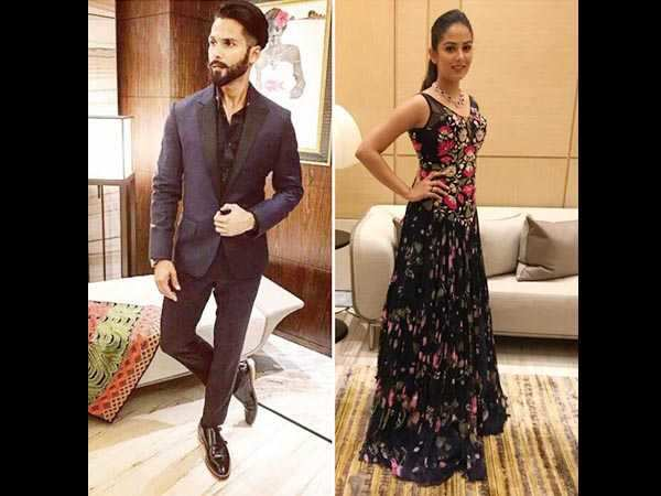 Pictures! Shahid Kapoor and Mira Rajput are at their stylish best in Hong Kong
