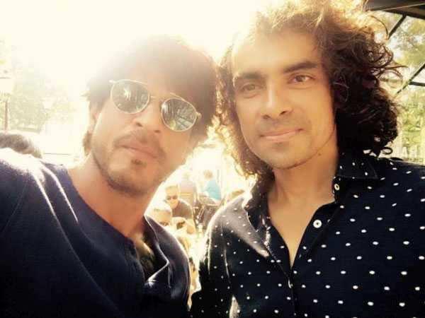 Imtiaz Ali says Shah Rukh Khan doesn't have a normal heart