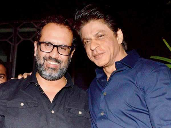 Aanand L Rai calls Shah Rukh Khan a pure soul and an eternal optimist