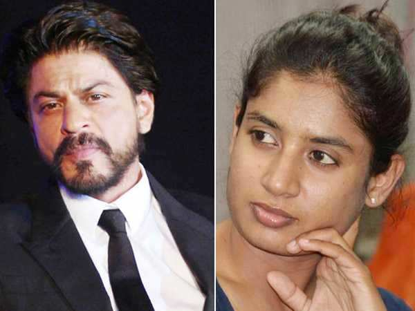 Read why Shah Rukh Khan apologised to Indian Women's Cricket Team captain Mithali Raj