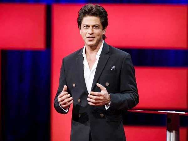 Can you guess who will be the first speaker on Shah Rukh Khan's TED Talks India?