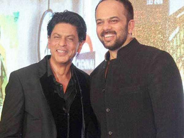 Rohit Shetty rubbishes reports of working with Shah Rukh Khan again