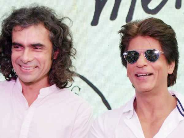 Imtiaz Ali and Shah Rukh Khan open up about the negative reviews Jab Harry Met Sejal is receiving