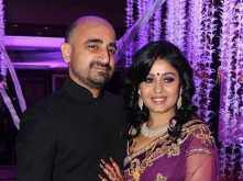 Singer Sunidhi Chauhan is expecting her first child with hubby Hitesh Sonik