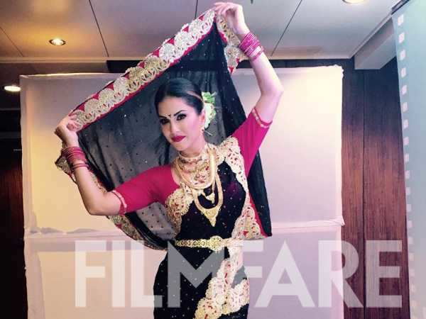 Sunny Leone makes her Marathi film debut!