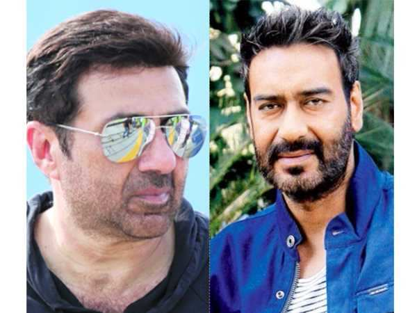 Sunny Deol replaces Ajay Devgn in Singham 3