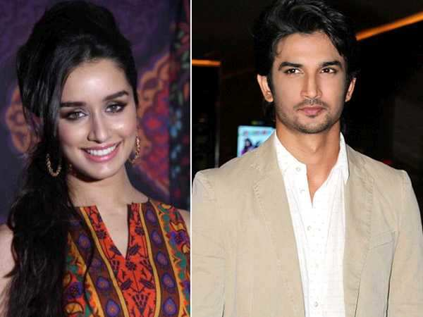 Shraddha Kapoor to star opposite Sushant Singh Rajput in Chanda Mama Door Ke