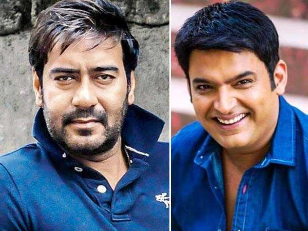 Ajay Devgn clarifies about storming out from The Kapil Sharma Show in anger
