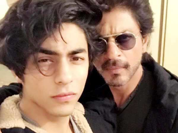 Did you know son Aryan Khan makes jokes about dad Shah Rukh Khan's stardom?
