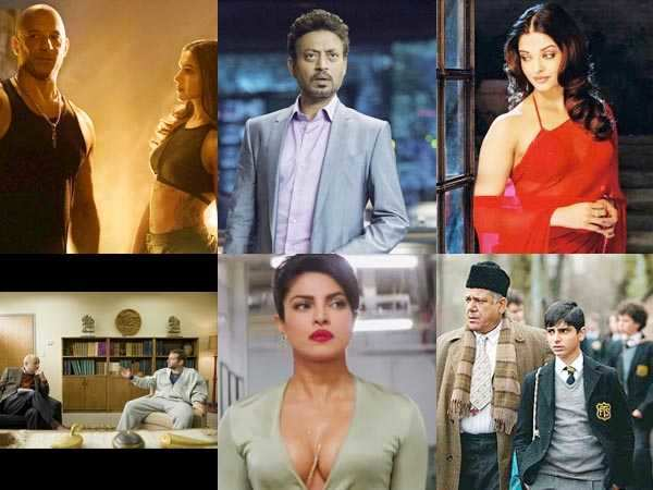 Bollywood actors who made a mark in Hollywood