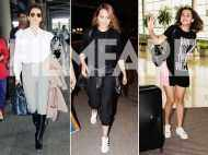Airport spotting: Kangana Ranaut, Sonakshi Sinha and Taapsee Pannu's OOTD are perfection