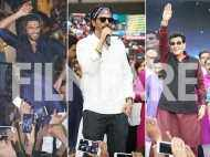 Ranveer Singh, Jeetendra and Arjun Rampal celebrate Dahi Handi in the city