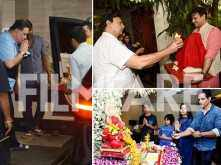 Stars bring Ganpati home: Check out these pictures of Rishi Kapoor, Sonu Sood and Vivek Oberoi celebrating the day
