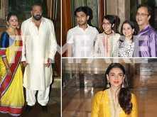 Sanjay Dutt hosts a Ganesh Chaturthi house party for B-town