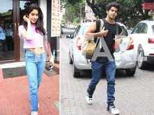 These photos prove just why Jhanvi Kapoor and Ishaan Khatter are worth all your attention