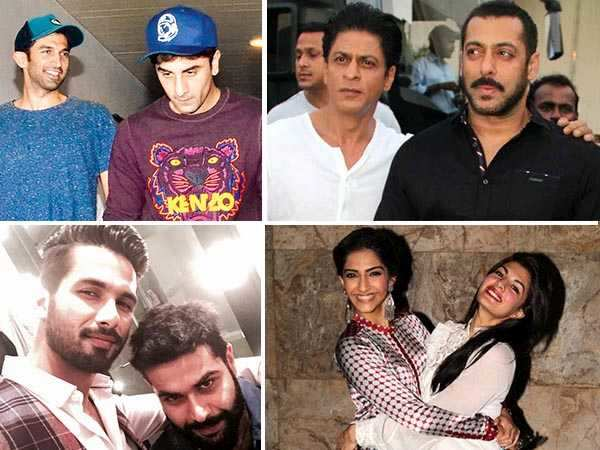 8 Bollywood BFFs who give us major #FriendshipGoals