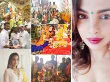 Here's how your favourite Bollywood stars are celebrating Ganesh Chaturthi
