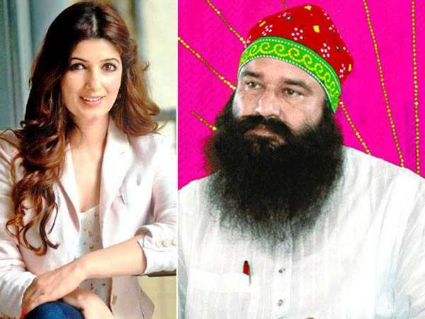 Here is what Twinkle Khanna has to say about Ram Rahim Singh