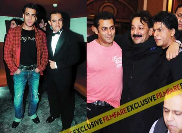 Birthday Special: Rare and unseen pictures of Salman Khan through Filmfare archives