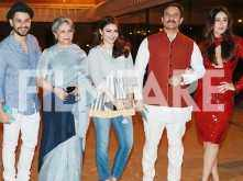 Saif Ali Khan, Kareena Kapoor Khan, Kunal Khemu, Sharmila Tagaore attend Soha Ali Khan's book launch