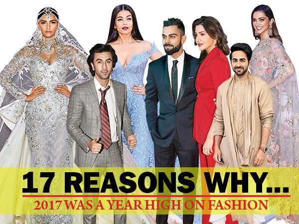 17 reasons why 2017 was a year high on fabulous fashion moments