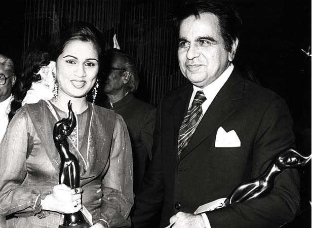 The one and only: Dilip Kumar