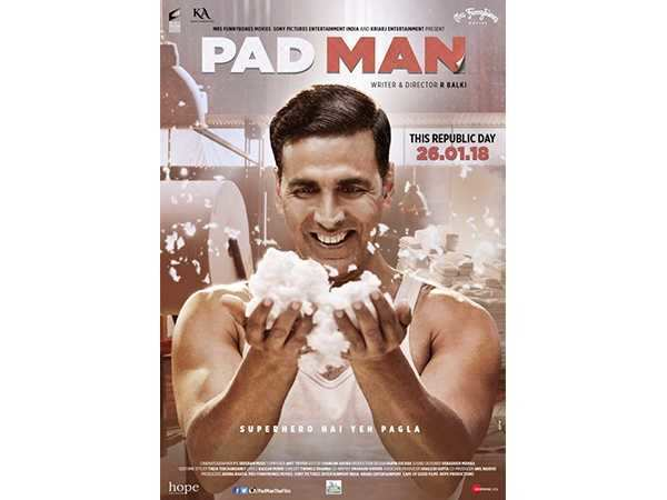 PadMan new poster: Akshay Kumar feels only mad become famous