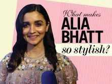 All About Alia Bhatt's style