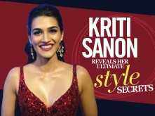 Kriti Sanon's ultimate style secrets