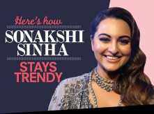 Sonakshi Sinha plays the ultimate style quiz