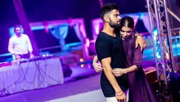 A timeline of love: A throwback of Virat Kohli and Anushka Sharma's beautiful journey