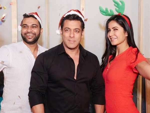 Merry Christmas! Here's how Salman Khan and Katrina Kaif are celebrating the day!