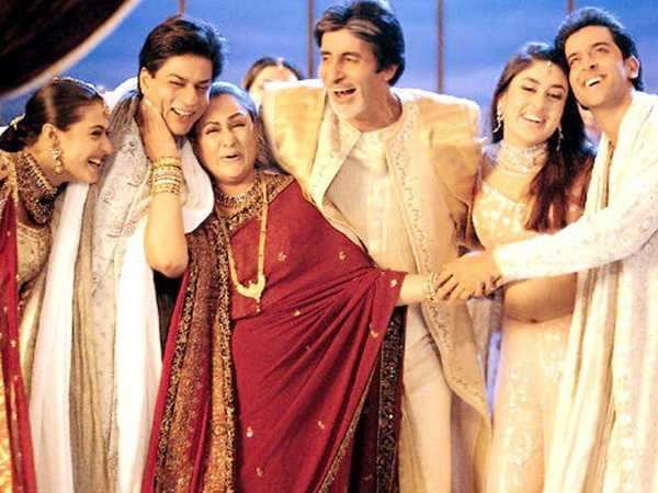 16 years of K3G! Karan Johar gives us a major throwback moment from the film's sets